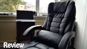 tree executive chair review youtube