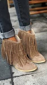 s boots with fringe best 25 fringe booties ideas on fringe boots ankle