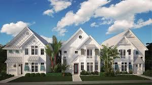 three houses stock signature homes to build three luxury row houses