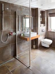 Handicap Bathroom Design Wheelchair Accessible Bathroom Design Onthebusiness Us