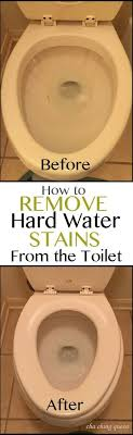 bathrooms best bathroom cleaning tips how to remove water stains from toilets water stains