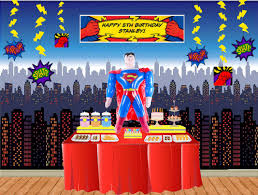 Backyard Superheroes Superhero Party Ideas Birthday Tips By A Professional Party Planner
