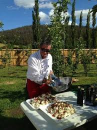 en cuisine by chef simon chef simon davies picture of home hill winery restaurant