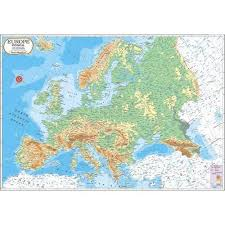 europe phisical map europe physical map view specifications details by chirantan
