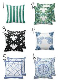 home decorators outdoor cushions black and white pillows from shelby dillon studio the chronicles