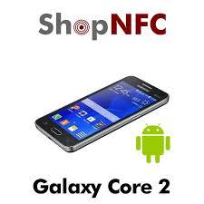 2 samsung galaxy core samsung galaxy core 2 nfc smartphone shop nfc