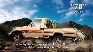 toyota land cruiser 70 land cruiser 70 loved around the world youtube