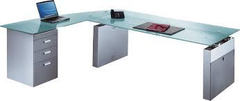 Chefschreibtisch Glasschreibtische Wohnkultur Schreibtisch Arche 200 X 100 Glas