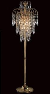 extraordinary crystal chandelier floor lamp for home interior