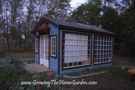 the garden shed with paint growing the home garden