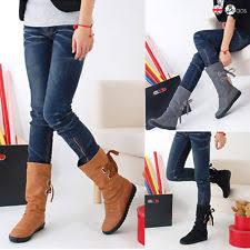 womens boots ebay uk mid calf s boots ebay