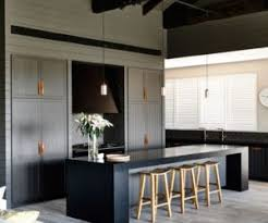 Kitchen Cabinets Modern Modern Gray Kitchen Cabinets Beat Monotony With Style The M And