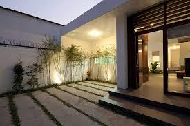 Beautiful Homes Interior Design Houses Go Vap House In Vietnam