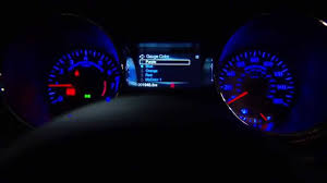 Mustang Gt 2015 Interior Ford Mustang Lighting Interior And Exterior Youtube