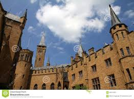 stuttgart castle medieval fortress hohenzollern castle black forest stuttgart
