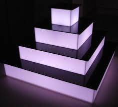 cupcake stand with led lights acrylic cake stand delhi