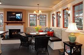 Curved Banquette Kitchen Traditional With Minneapolis Bench Seating For Dining Room Traditional With