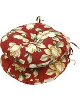 Outdoor Bistro Chair Pads Exclusive Deals On Floral Chair Cushions