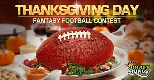 play in our nfl thanksgiving day draft league