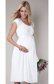 maternity gown ivory maternity wedding dresses