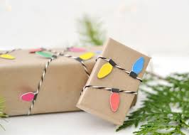 diy holiday gift tags today u0027s creative life
