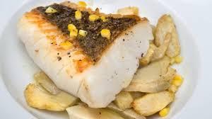 comment cuisiner le filet de lieu noir recette lieu jaune poêlé aux artichauts cuisiner lieu jaune facile