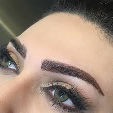 oman 3d eyebrows on instagram