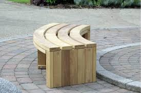 bench best curved bench ideas on pinterest outside furniture