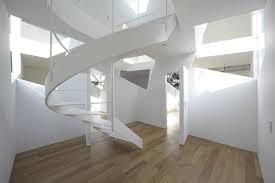 spiral stairs interior design ideas