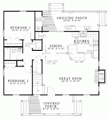 clever ideas one story house floor plans 30x30 2 guest house 30 x