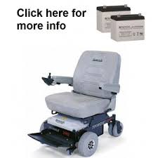 Hoveround Mobility Chair Replacement Batteries For All Hoveround Power Wheelchair Models