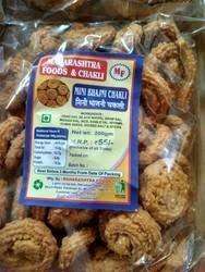 bhajni chakli mini bhakarwadi namkeen namkeens manufacturers suppliers dealers in vasai maharashtra