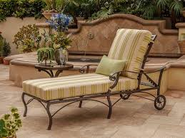 Wrought Iron Lounge Chair Patio Convertible Chair Outdoor Furniture Clearance Wrought Iron Patio