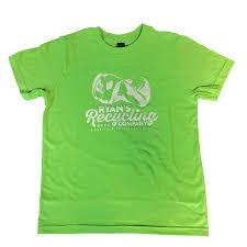 ryans recycling boys mens shirt green dhdwear com bike t