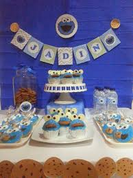 cookie monster baby shower spatula and friends cookie monster theme