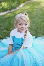 Elsa Costume Diy No Sew Elsa Costume Eighteen25