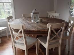 brilliant rustic round dining room table breathtaking rustic round