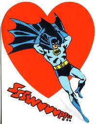 batman valentines vintage batman valentines day cards by hallmark in original box
