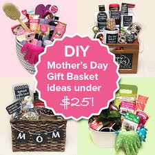 mothers day basket diy s day gift basket ideas 25