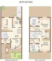noble infratech builders ranwara floor plan bhk super area villa