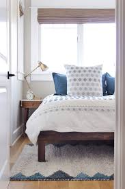 bed frames west elm platform bed throughout good apartments