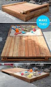 Home Depot Sand Box Best 20 Sandbox Cover Ideas On Pinterest Sandbox Kids Sandbox