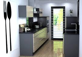 plan cuisine 10m2 delightful plan amenagement cuisine 10m2 13 cuisine en parallele