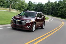 2018 chevrolet traverse redline 2018 chevy traverse updated for families and friends news