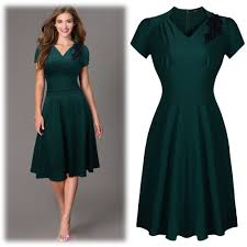 1940s style party dress u2013 dress blog edin
