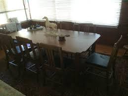 White Oak Dining Room Set - altadena designs gallery