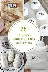 mummy crafts for halloween halloween mummy crafts and treats the idea room