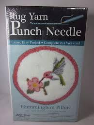 Punch Needle Rug Hooking Punch Needle Rug Hooking Kits Instarugs Us