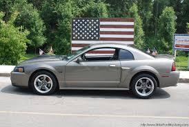 2002 Black Mustang 2002 Mustang Gt W Mach 1 Shaker System Hood Pics