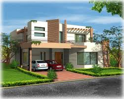 Homey Inspiration line Home Design In Pakistan 2 New House Front